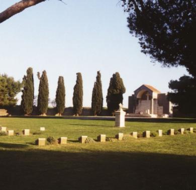 Portianos Anzac Cemetery